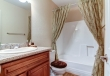 """Our newly renovated bathrooms offer elegant and luxurious living."""