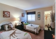 """""""Plenty of room for large beds in our spacious bedrooms."""""""
