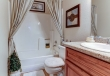 """""""Our newly renovated bathrooms offer elegant and luxurious living."""""""