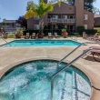 """""""Two sparkling pools and spa always clean and ready for your enjoyment."""""""