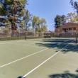 """""""Break a sweat on our lighted tennis courts."""""""