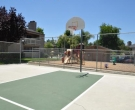 """Find entertainment easily with our various amenities offered on the property such as our full-court basketball court."""